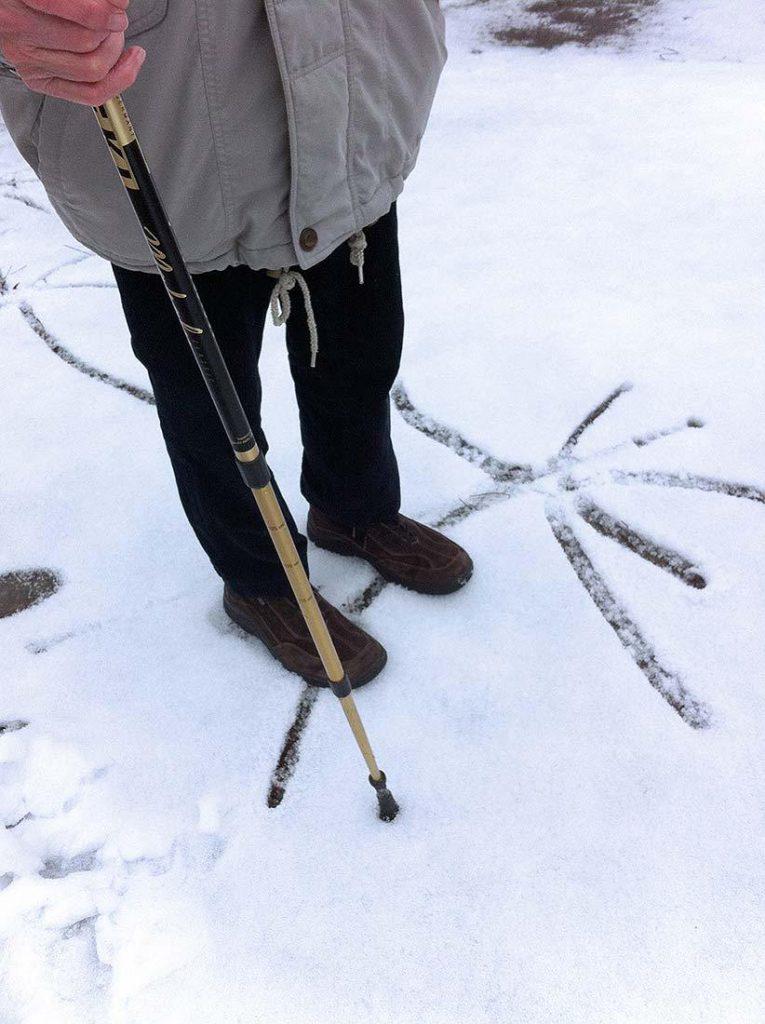 Raus in die Natur! Auch im Winter.